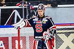 S&ouml;dert&auml;lje 2014-01-06 Ishockey Hockeyallsvenskan S&ouml;dert&auml;lje SK - Malm&ouml; Redhawks :  <br />  S&ouml;dert&auml;ljes m&aring;lvakt Sebastian Idoff <br /> (Foto: Kenta J&ouml;nsson) Nyckelord:  portr&auml;tt portrait