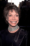 """Mary Tyler Moore attends the Opening Night of """"The Producers""""<br />St. James Theatre<br />NYC<br />4/19/2001"""
