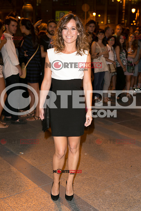 Marta Etura attends the party of Nike and Roberto Tisci at the Casino in Madrid, Spain. September 15, 2014. (ALTERPHOTOS/Carlos Dafonte) /NortePhoto.com