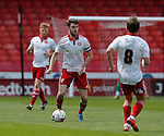 Ben Whiteman of Sheffield Utd in action during the PDL U21 Final at Bramall Lane Sheffield. Photo credit should read: Simon Bellis/Sportimage