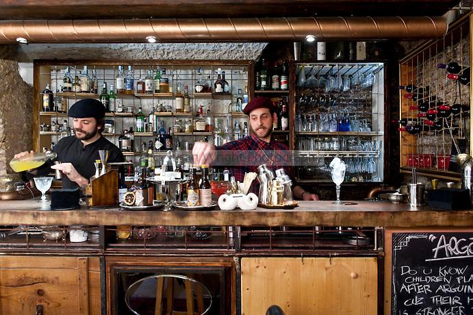 Argot Speakeasy Bar, Via dei Cappellari 93, Rome, Italy