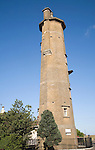 The historic High lighthouse building Harwich, Essex, England
