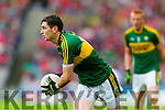 Paul Geaney, Kerry in Action Against  Tyrone in the All Ireland Semi Final at Croke Park on Sunday.