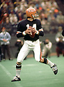 Cincinnati Bengals Ken Anderson (15) during a game from his 1972 season with the Cincinnati Bengals. Ken Anderson  played for 16 years, all with the Cincinnati Bengals, was a 4-time Pro Bowler and the 1981 NFL MVP.(SportPics)