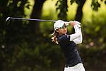 Golfer Tiffany Chan of Hong Kong during the 2017 Hong Kong Ladies Open on June 10, 2017 in Hong Kong, China. Photo by Marcio Rodrigo Machado / Power Sport Images