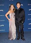 LOS ANGELES, CA - NOVEMBER 02: Robert Downey Jr. and Susan Downey arrives at  LACMA 2013 Art + Film Gala held at LACMA  in Los Angeles, California on November 02,2012                                                                               © 2013 Hollywood Press Agency