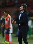 Independiente Medellín igualó como local 0-0 ante Cerro Porteño (PAR).Cuartos de final de ida Copa Sudamericana 2016.