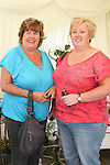 Delores and Sharon Hammond at the Wedding Fair in The Flower Yard, Mornington...Picture Jenny Matthews/Newsfile.ie