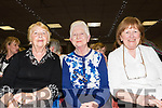 The Summer Concert at Castlegregory Community centre last Friday night in aid of Palliative Care, UHK, Tralee, attracted many stars, L-R Maureen O'Connell, Maureen Dowling and Maunie Kelliher.
