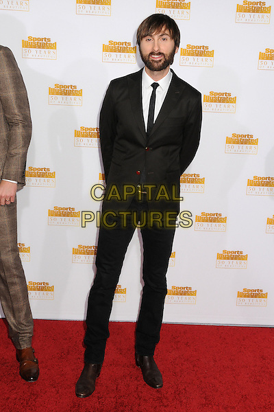 14 January 2014 - Hollywood, California - Dave Haywood, Lady Antebellum. 50th Anniversary of the Sports Illustrated Swimsuit Issue held at The Dolby Theatre. <br /> CAP/ADM/BP<br /> &copy;Byron Purvis/AdMedia/Capital Pictures