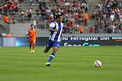 01.08.2015. Cologne, Germany. Pre Season Tournament. Colonia Cup. Valencia CF versus FC Porto.  Cristian Tello on the attack for Porto.