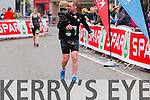 Owen Brick, 17  who took part in the 2015 Kerry's Eye Tralee International Marathon Tralee on Sunday.