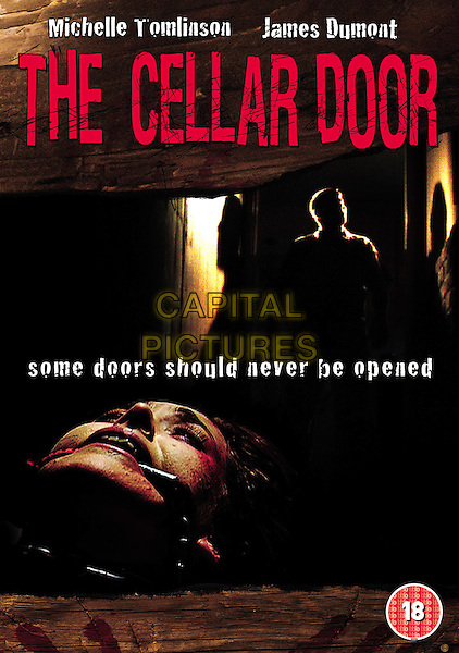 POSTER ART.in The Cellar Door .*Filmstill - Editorial Use Only*.CAP/PLF.Supplied by Capital Pictures.
