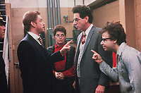 Ghostbusters (1984) <br /> Harold Ramis, Rick Moranis, Annie Potts &amp; William Atherton<br /> *Filmstill - Editorial Use Only*<br /> CAP/KFS<br /> Image supplied by Capital Pictures