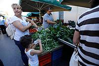 Saturday, At the Market