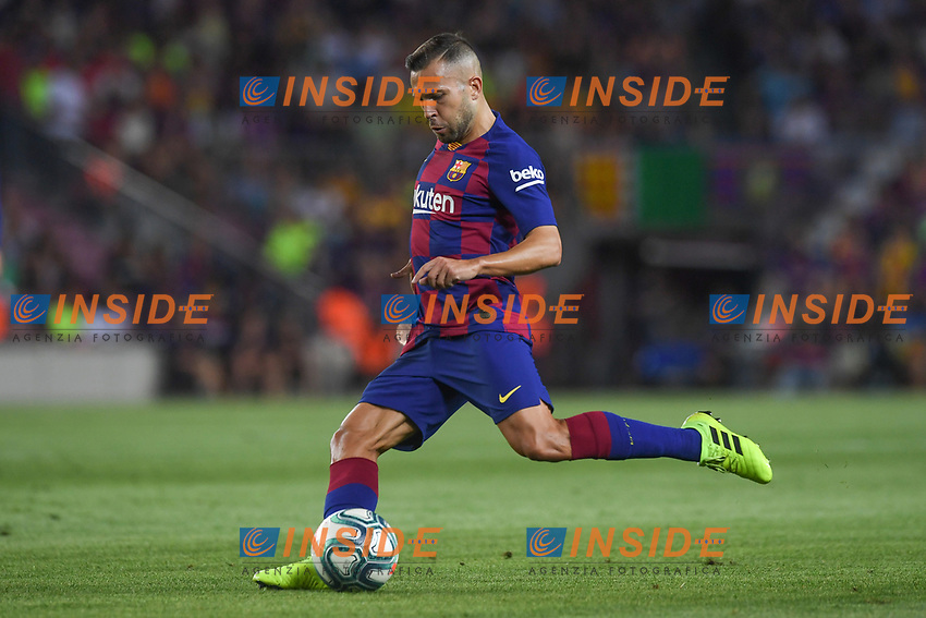 FOOTBALL: FC Barcelone vs Real Betis - La Liga-25/08/2019<br /> Jordi Alba (FCB)