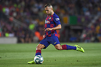 FOOTBALL: FC Barcelone vs Real Betis - La Liga-25/08/2019<br /> Jordi Alba (FCB)<br />  <br /> 25/08/2019 <br /> Barcelona - Real Betis  <br /> Calcio La Liga 2019/2020  <br /> Photo Paco Largo/Panoramic/insidefoto