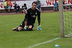 29.07.2017, Fritz Detmar Stadion, Lohne, GER, FSP SV Werder Bremen (GER) vs WestHam United (ENG), <br /> <br /> im Bild<br /> <br /> Jiri Pavlenka (Werder Bremen #1)<br /> <br /> Foto &copy; nordphoto / Kokenge