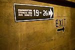 German Underground Military hospital, Guernsey, Channel Islands, UK