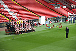Off camera photos during the 2017/18 Photocall at Bramall Lane Stadium, Sheffield. Picture date 7th September 2017. Picture credit should read: Sportimage