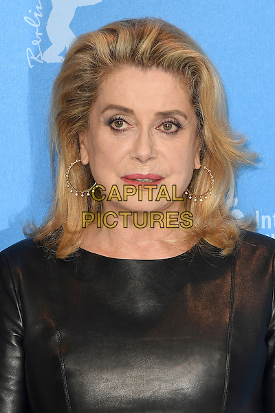 BERLIN, GERMANY - FEBRUARY 14: Catherine Deneuve attends a photo call for The Midwife (Sage Femme) during the 67th Berlinale International Film Festival Berlin at the Grand Hyatt Hotel on February 14, 2017 in Berlin, Germany.<br /> CAP/BEL<br /> &copy;BEL/Capital Pictures
