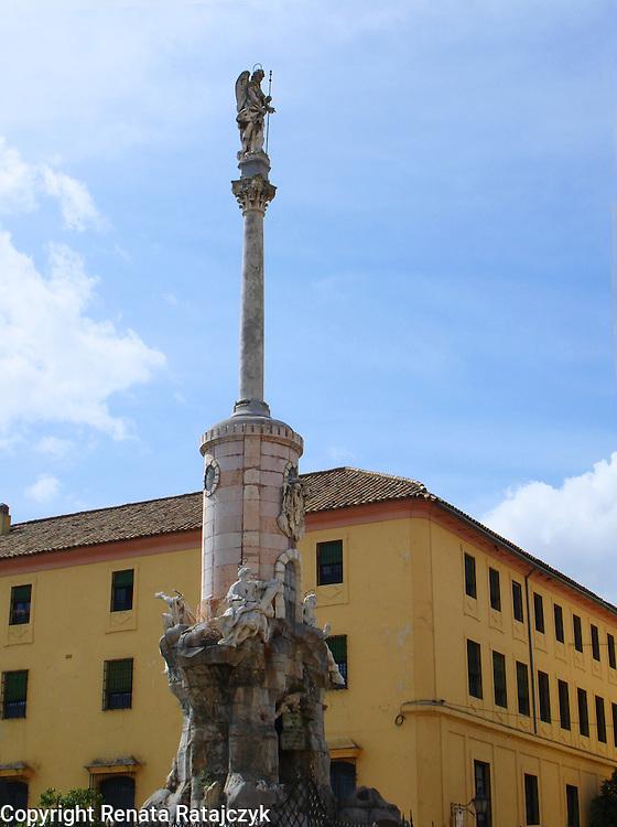 Triunfo de San Rafael (Triumph of Saint Rafael) - Cordoba, Spain.