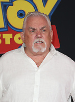 "HOLLYWOOD, CA - JUNE 11: John Ratzenberger, at The Premiere Of Disney And Pixar's ""Toy Story 4"" at El Capitan theatre in Hollywood, California on June 11, 2019. <br /> CAP/MPIFS<br /> ©MPIFS/Capital Pictures"