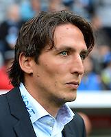 Fussball 2. Bundesliga:  Saison   2012/2013,    4. Spieltag  TSV 1860 Muenchen - MSV Duisburg    31.08.2012 Trainer Ivica Grlic (MSV Duisburg)