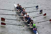 Crew: 181   Norwich School Boat Club   School second J15 8<br /> <br /> Schools' Head of the River 2018<br /> <br /> To purchase this photo, or to see pricing information for Prints and Downloads, click the blue 'Add to Cart' button at the top-right of the page.