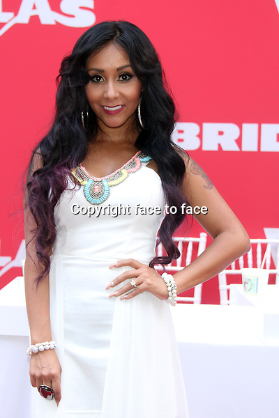 NEW YORK, NY - MAY 30: Nicole &quot;Snooki&quot; Polizzi hosts WE tv's 10th Anniversary and Final Season of Bridezillas with Cake Eating Competition at the plaza at Madison Square Garden in New York City. May 30, 2013. Credit: RW/MediaPunch Inc.<br /> Credit: MediaPunch/face to face<br /> - Germany, Austria, Switzerland, Eastern Europe, Australia, UK, USA, Taiwan, Singapore, China, Malaysia, Thailand, Sweden, Estonia, Latvia and Lithuania rights only -