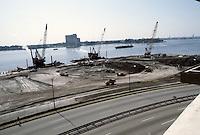 1983 April ..Redevelopment.Downtown South (R-9)..OTTER BERTH.CONSTRUCTION PROGRESS...NEG#.NRHA#..
