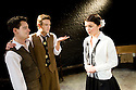 Double Falsehood by Lewis Theobald ,based on the lost play The History of Cardenio by William Shakespeare and John Fletcher.Directed by Phil Willmott.With Gabriel Vick as Julio,Adam Redmore as Henrique,Emily Plumtree as Leonora.Opens at The Union Theatre on 21/1/11 . CREDIT Geraint Lewis