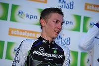 INLINE-SKATEN: STEENWIJK: Gagelsweg (start/finish), Schansweg, Meppelerweg, KPN Inline Cup, Klim van Steenwijk, 02-05-2012, winnaar Bart Swings, ©foto Martin de Jong