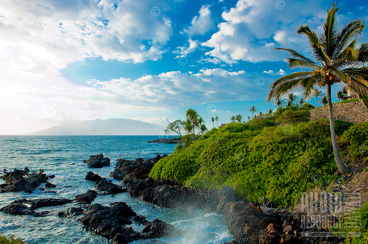 Scenic Wailea Beach Walk along South Maui's Resort Shoreline