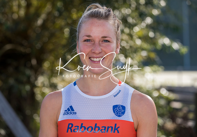 UTRECHT -  IREEN VAN DEN ASSEM  , trainingsgroep Nederlands team hockey.   COPYRIGHT  KOEN SUYK