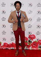 HOLLYWOOD, CA - APRIL 7:   Jonathan Fernandez at the My Friend's Place 30th Anniversary Gala at the Hollywood Palladium on April 7, 2018 in Hollywood, California. (Photo by Scott KirklandPictureGroup)