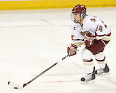 Meagan Mangene (BC - 24) - The Boston College Eagles defeated the visiting Northeastern University Huskies 2-1 on Sunday, January 30, 2011, at Conte Forum in Chestnut Hill, Massachusetts.