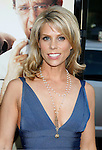 """HOLLYWOOD, CA. - June 02: Actress Cheryl Hines arrives at the Los Angeles premiere of """"The Hangover"""" at Grauman's Chinese Theatre on June 2, 2009 in Hollywood, California."""