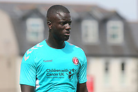 Naby Sarr of Charlton Athletic during Welling United vs Charlton Athletic, Friendly Match Football at the Park View Road Ground on 13th July 2019
