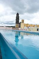 Hotel la Purificadora. City of Puebla, Mexico