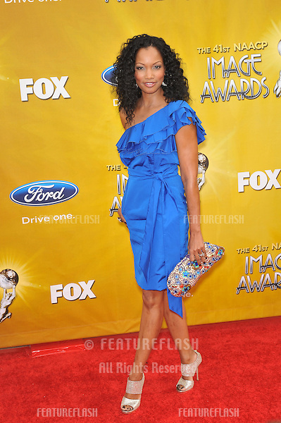 Garcelle Beauvais-Nilon at the 41st Annual NAACP Image Awards at the Shrine Auditorium..February 26, 2010  Los Angeles, CA.Picture: Paul Smith / Featureflash