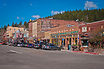 Old Town Truckee, California.