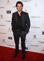 HOLLYWOOD, LOS ANGELES, CA, USA - AUGUST 18: Tyler Olson at the Los Angeles Premiere Of Lionsgate Films' 'The Prince' After Party held at Supperclub on August 18, 2014 in Hollywood, Los Angeles, California, United States. (Photo by Xavier Collin/Celebrity Monitor)