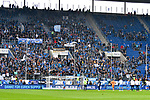 11.05.2019, PreZero Dual Arena, Sinsheim, GER, 1. FBL, TSG 1899 Hoffenheim vs. SV Werder Bremen, <br /> <br /> DFL REGULATIONS PROHIBIT ANY USE OF PHOTOGRAPHS AS IMAGE SEQUENCES AND/OR QUASI-VIDEO.<br /> <br /> im Bild: Hoffenheimer Fans bedanken sich bei Julian Nagelsmann (Trainer TSG Hoffenheim)<br /> <br /> Foto &copy; nordphoto / Fabisch