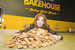 Alison Cowzer from the East Coast Bakehouse.<br /> Picture Fran Caffrey /Newsfile.ie