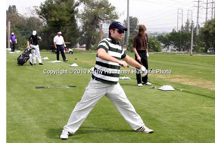 Drew Tyler Bell .at the 4th Annual Jack Wagner Celebrity Golf Classic to benefit The Leukemia & Lymphoma Society Golf Tournament.Valencia Country Club.Valencia , CA.April 27, 2010.©2010 Kathy Hutchins / Hutchins Photo...
