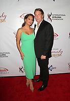 LOS ANGELES, CA - NOVEMBER 3: Alex Meneses, Scott Benton, at The International Myeloma Foundation's 12th Annual Comedy Celebration at The Wilshire Ebell Theatre in Los Angeles, California on November 3, 2018.   <br /> CAP/MPI/FS<br /> &copy;FS/MPI/Capital Pictures