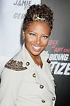 "HOLLYWOOD, CA. - October 06: Eva Marcille arrives at the Los Angeles premiere of ""Law Abiding Citizen"" at Grauman's Chinese Theatre on October 6, 2009 in Hollywood, California."