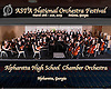 Orchestra Group Photos w/Logo, 2009