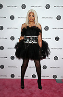 LOS ANGELES, CA - AUGUST 11: Alonzo Arnold, at Beautycon Festival Los Angeles 2019 - Day 2 at Los Angeles Convention Center in Los Angeles, California on August 11, 2019. <br /> CAP/MPIFS<br /> ©MPIFS/Capital Pictures